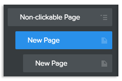 Adding Subpages in Weebly | pair Knowledge Base