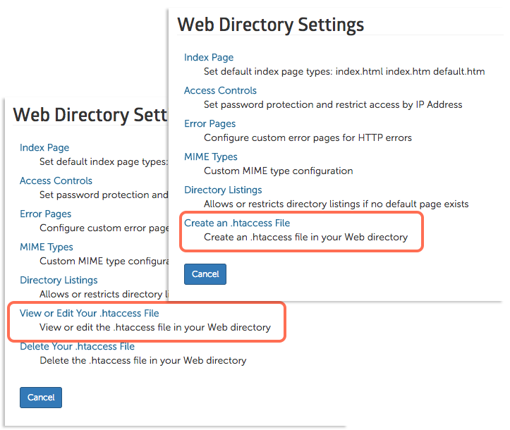 How to Set Up a 301 Redirect | pair Knowledge Base