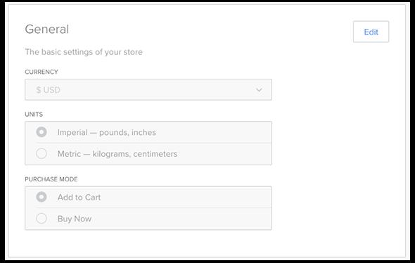 General store information image