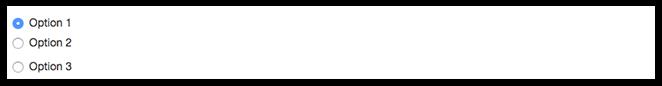 basic radio button image