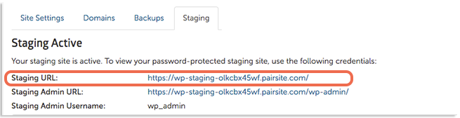 staging url image
