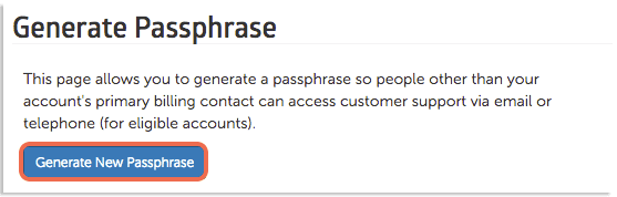 generate new passphrase image