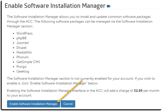 enable image