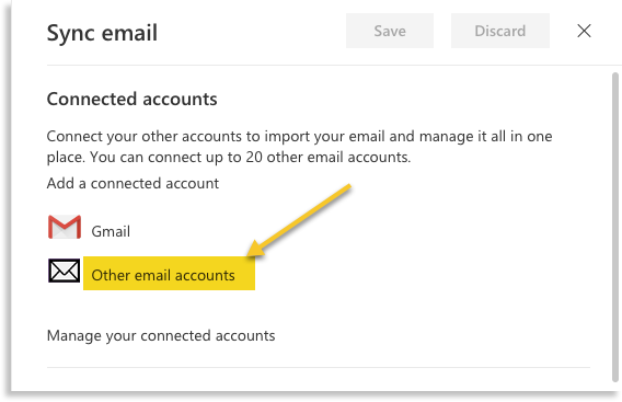 other email accounts image